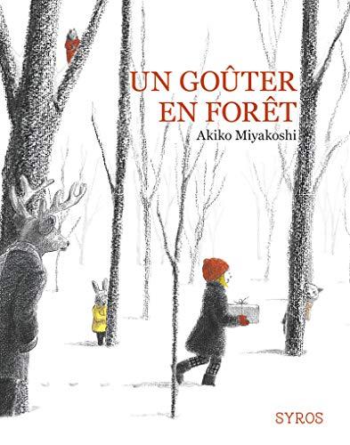Un goûter en forêt par Akiko Miyakoshi