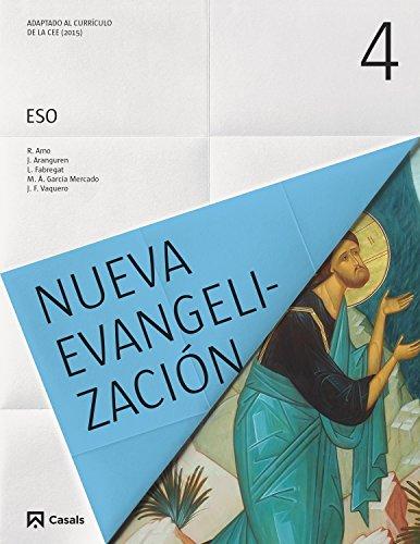 Nueva Evangelización 4 ESO (2016) - 9788421861011 por Lluís Fabregat