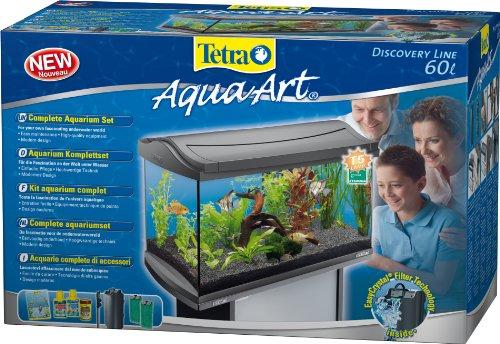 Tetra 151543 AquaArt Aquarium-Komplett-Set 60 L, modernes Design in Verbindung mit innovativer Technik und einfacher Pflege - 2