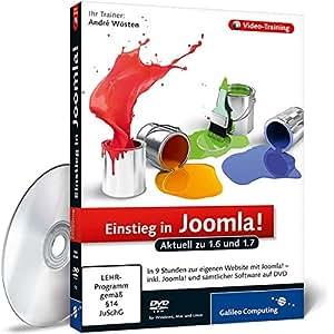 Joomla! 1.6 - Das umfassende Video-Training
