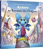 Azuro au royaume des dragons de Jérémie Fleury