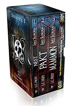 Jake Sloburn - Die komplette erste Staffel: Vier Horrorthriller in einem E-Book, 1.000 Seiten Spannung! (German Edition) by [Frey, L.C.]
