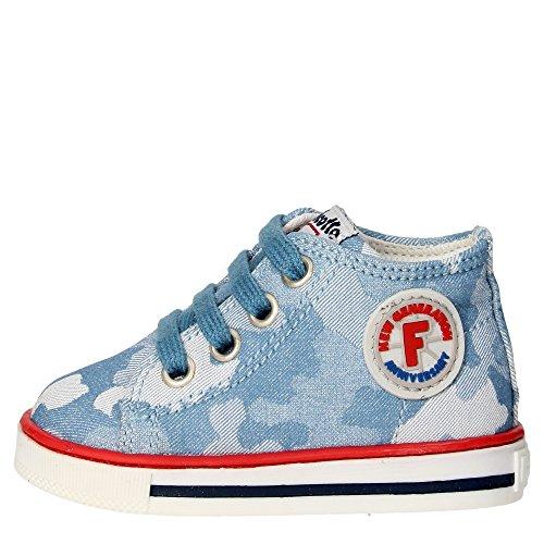 Falcotto 0012009857.10.9191 Sneakers Boy Hellblau