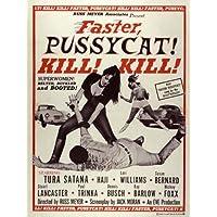 Empire 353917 - Póster de película Faster, Pussycat! Kill! de Russ Meyer (68 x 98 cm)