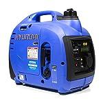 Hyundai HY1000SI 1000 W Portable 4-Stroke Petrol Generator / Inverter Easy Start 3