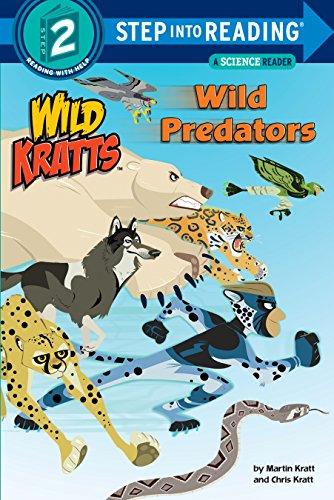 Wild Predators (Wild Kratts) Step Into Reading Lvl 2 por Chris Kratt