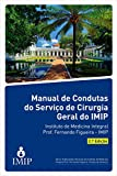 Manual de condutas do serviço de cirurgia geral do IMIP