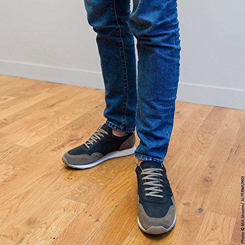 El Naturalista NW273 P.GRAIN EL VIAJERO Unisex-Erwachsene Sneaker OCEAN MIX