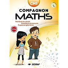 Math CM1 Compagnon math : Lot de 10 manuels