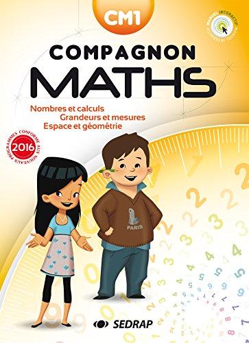 Maths CM1 par (Broché - Mar 1, 2017)