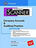 Scanner - Company Accounts & Auditing Practices (CS Executives) For June 2018 Exams