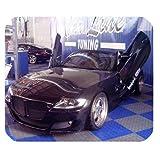 BMW Z4Tuning Mousepad Personalisierte Custom Mauspad Oblong Geformte in 25x 20cm Gaming Maus Pad/Matte