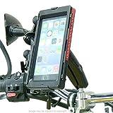 Tigra BikeConsole wasserdichtes Case mit M8 Motorrad Halterung für iPhone 6 Plus 5.5 (SKU 21418)