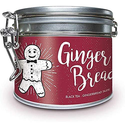 alveus® Winter Tea (Gingerbread, Lebkuchen Geschmack, Dose loser Tee 100g)