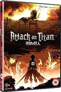 Attack On Titan: Part 1 [DVD]