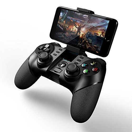 iPega PG-9076 Bluetooth Drahtlose Gamepad / Bluetooth Game Controller / Gamepad / Joystick für Win XP Win7 8 TV Box Tablet PC (Bluetooth und 2.4G Wireless Version)