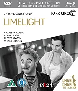 Limelight - Dual Format Edition [Blu-ray] [1952] [UK Import]