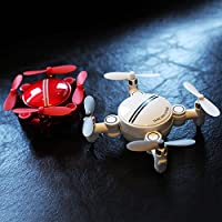 Sedeta SH1 Headless Mode Foldable HR Quadcopter? remote control Drone Aircraft without camera 2.4GHz UAV Drones 360-degree omni-directional