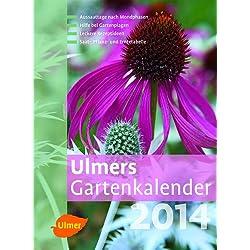 Ulmers Gartenkalender 2014