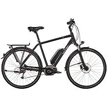 Ortler Bozen - Bicicletas eléctricas trekking hombre - negro mat Tamaño del cuadro 60 cm 2017 Bicicletas eléctricas de trekking