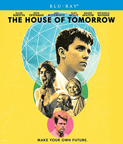 HOUSE OF TOMORROW - HOUSE OF TOMORROW (1 Blu-ray)