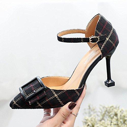 Xue Qiqi jeune fille sandales Ba...