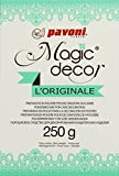 Pavoni Italia S.P.A Magic Decor Pulver 250g, 1er Pack (1 x 250 g)