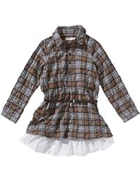 Strenesse Kids - Vestido de manga larga para niña