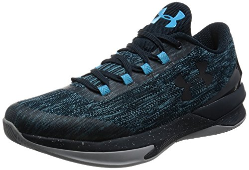 Scarpa Under Armour BB LOW MainApps Blau