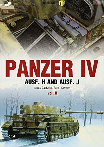 Panzerkampfwagen IV Ausf. H and Ausf. J. Volume 2 (Photosniper) por Lukasz Gladysiak