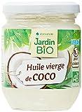 Jardin Bio Huile Vierge de Coco 200 ml - Lot de 4