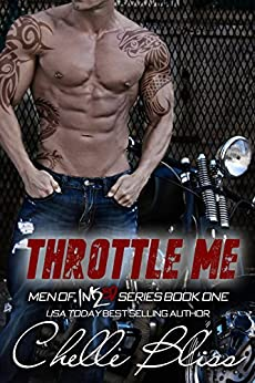 Throttle Me (Men of Inked Book 1) (English Edition) di [Bliss, Chelle]