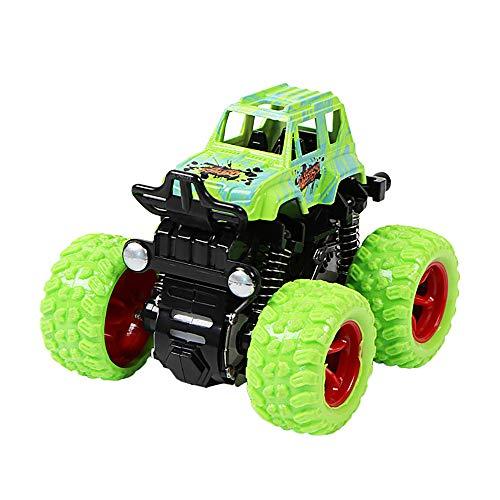 Mamum Inertia Vierradantrieb, Geländefahrzeug, Simulationsmodell, Spielzeug für Babyautomodell Einheitsgröße grün