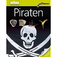 memo Wissen entdecken. Piraten: Das Buch mit Poster!