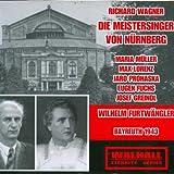 Die Meistersinger Von Nürnberg: Act 2 - Mit den Schuhen ward ich fertig schier!