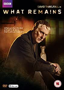What Remains [DVD]