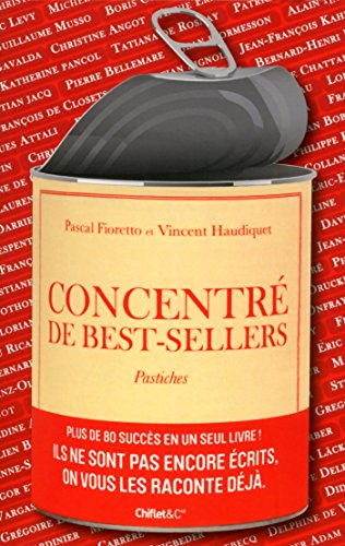 Concentré de best-sellers par Pascal Fioretto
