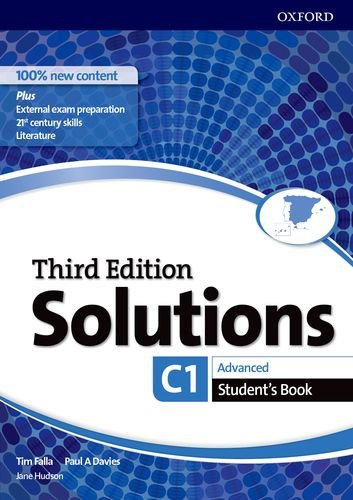 Solutions 3rd Edition Advanced. Student's Book (Solutions Third Edition) por Tim Falla
