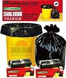 Shalimar Premium Garbage Bags (Small) Size 43 cm x 51 cm 4 Rolls