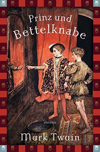 Buchseite und Rezensionen zu 'Prinz und Bettelknabe (Anaconda Jugendbuch)' von Mark Twain