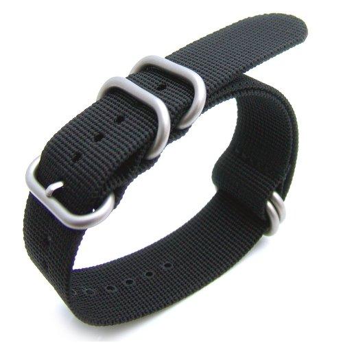 Armbanduhr- NATOZU22024B(UK) (22 Mm Manschette Uhr Band)