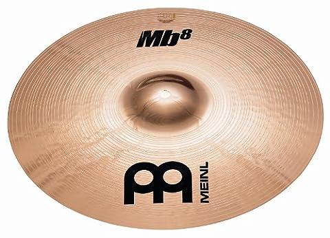 Meinl - MB8 - Cymbale Crash brillante - Medium - 19