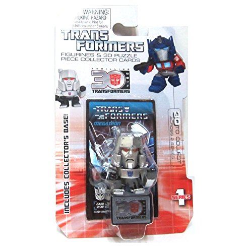 Megatron Transformers G1 30th Anniversary Series 1 Mini-Figur 2 - Serie Transformers G1