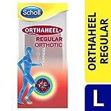 Scholl Orthaheel Regular Orthotic, Large, 1 Pair