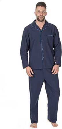 Cargo Bay Mens Classic Plain Pyjama Set