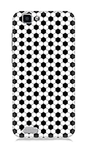 Vivo V1 3Dimensional High Quality Designer Back Cover by 7C