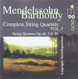 Complete String Quartets Vol.3