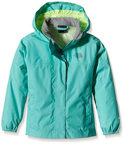 The North Face Mädchen Jacke Resolve Reflective, Mint Blue, S, T0CM94N2P (Mädchen Face Für North Jacken)