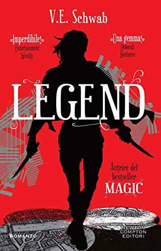 Legend (Magic Vol. 2) di [Schwab, V.E.]