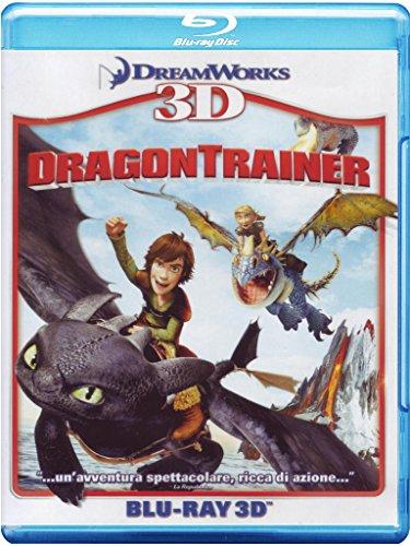 DRAGON TRAINER 3D (BLU-RAY 3D/2D) REGISTI DEAN DEB [ITALIA] [BLU-RAY]